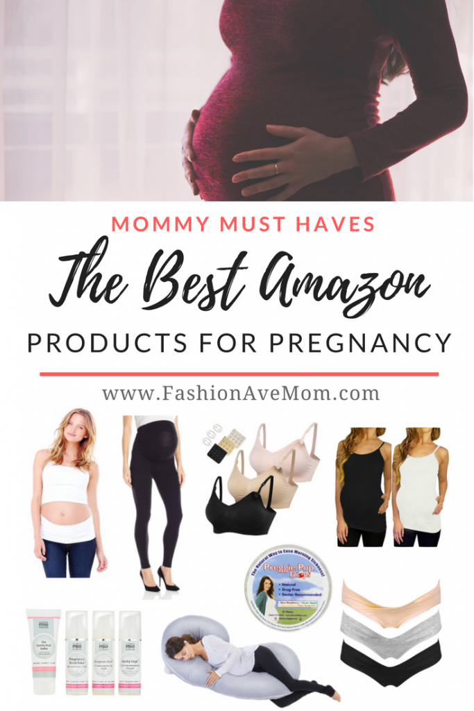 Best products on amazon for pregnancy