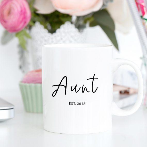 Aunt-Est-Mug