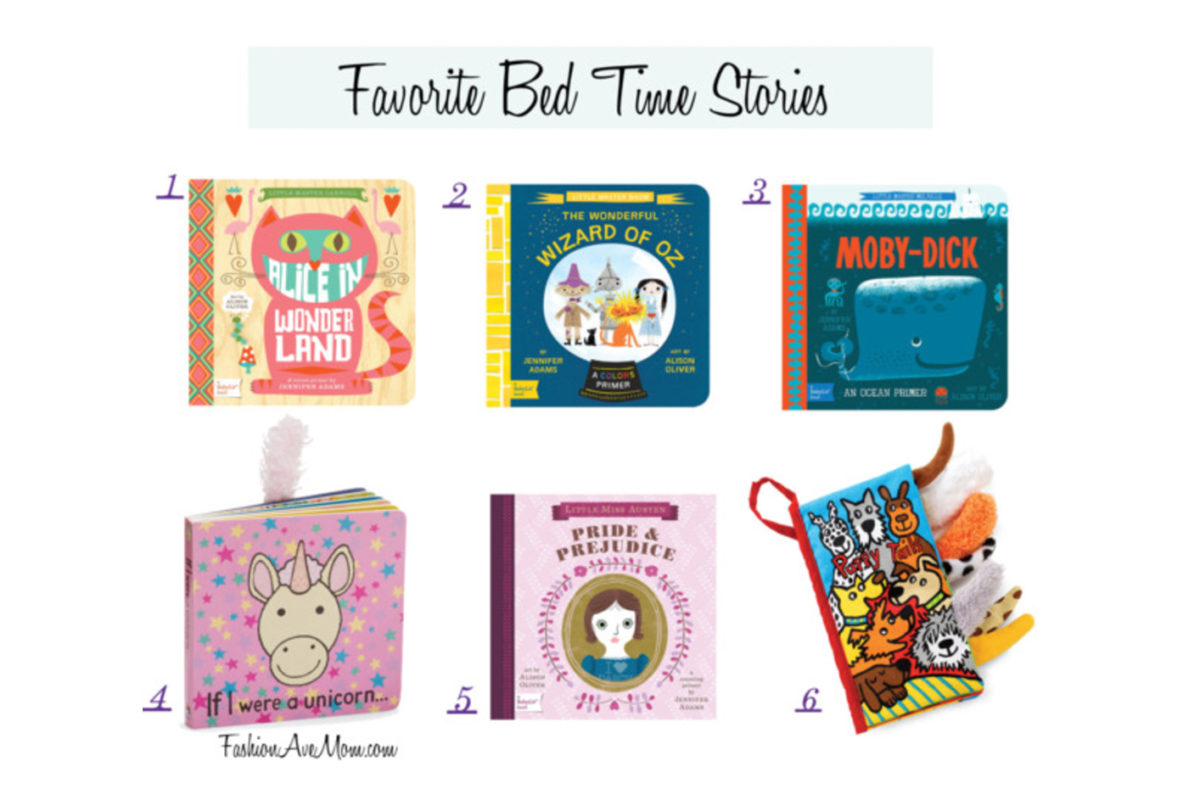 Favorite Children's Bed Time Stories To Enjoy