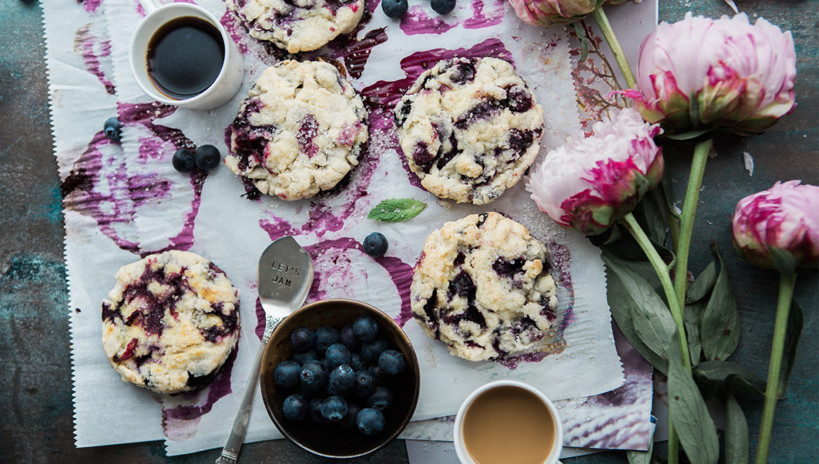 Super Delicious Blueberry Muffin Cookie Recipe