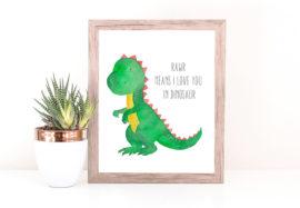 Dino-Roar-in-Frame
