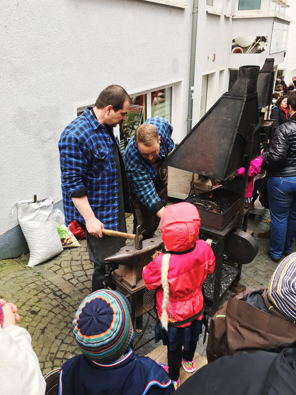 Sankt Wendel Easter Market in Germany