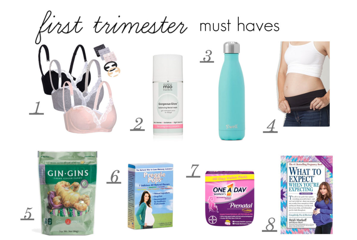 First Trimester Must Haves and Pregnancy Update