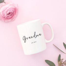 Grandma-Est-Mug