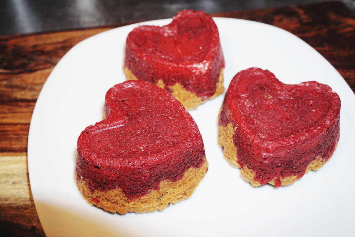 Valentine's Day Heart Brookies Recipe