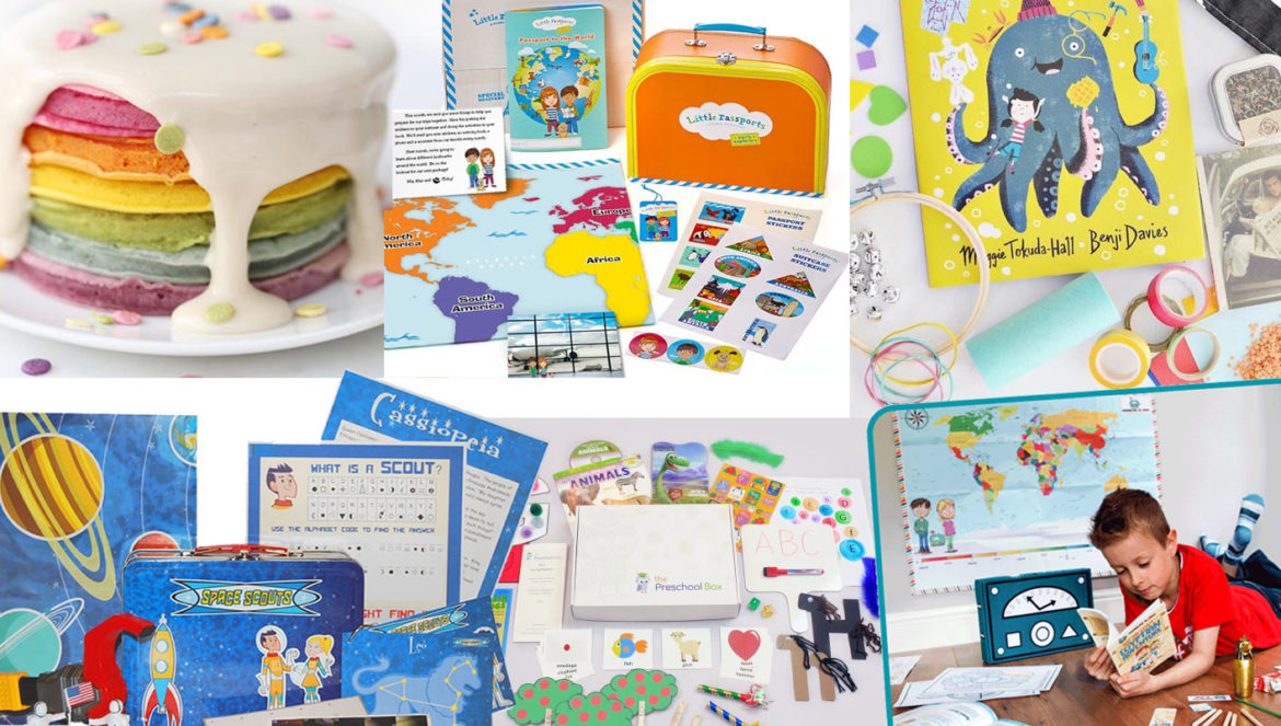 Subscription Box Fun For Kids