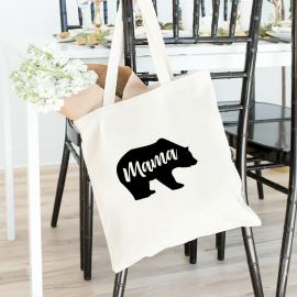 Mama Bear tote