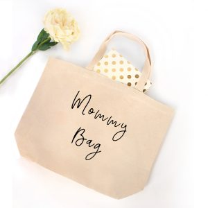 Mommy Bag Tote