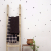 Star Wall Decals Black Stars