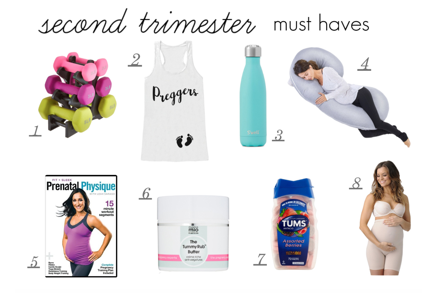 Second Trimester Must Haves and Pregnancy Update ...